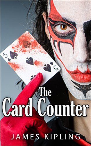 Free Kindle Book : The Card Counter (A Horror Crime Fiction Detective Murder Mysteries book)