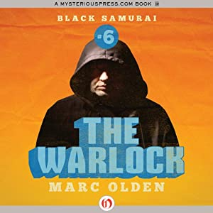 The Warlock: Black Samurai, Book 6 | [Marc Olden]