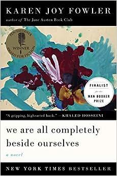 We Are All Completely Beside Ourselves - Livros em inglês