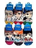 【EXO グッズ】 exo靴下6Pセット EXO-K EXO-M (ベッキョン チャニョル カイ クリス ルハン タオ )(レディースフリーサイズ)【並行輸入品】