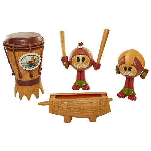 Disney Moana's Kakamora figurines