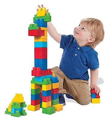 Mega Bloks 80 Piece Big Building Bag, Classic
