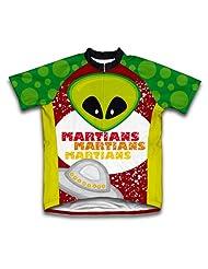 I am a Martian Short Sleeve Cycling Jersey for Women