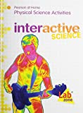 Pearson at Home Interactive Science Lab Manual Physical Science