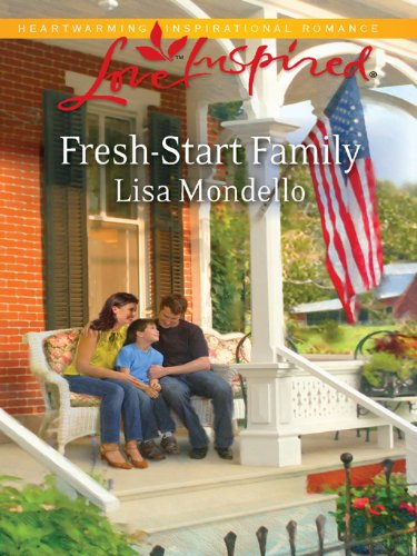 Image of Fresh-Start Family (Love Inspired)