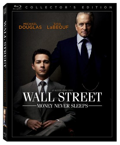 Cover art for  Wall Street: Money Never Sleeps (+ Digital Copy) [Blu-ray]