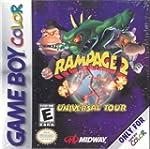 Rampage Universal Tour - Game Boy Color
