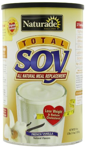 Naturade Total Soy Meal Replacement, French