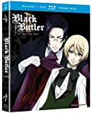 Black Butler: Complete Second Season [Blu-ray]