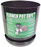 Flower Pot Safe White Diversion Safe