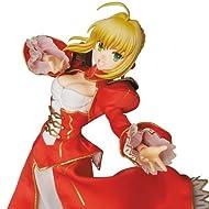 RAH(リアルアクションヒーローズ) セイバーエクストラ『Fate/ EXTRA』 1/6スケール ABS&ATBC-PVC製 塗装済み 可動フィギュア