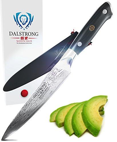 "DALSTRONG Utility Knife - Shogun Series Petty - VG10 - 6"" (152mm)"