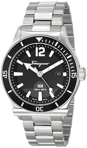 Salvatore-Ferragamo-Mens-FF3130014-FERRAGAMO-1898-SPORT-Stainless-Steel-Watch