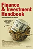 img - for Barron's Finance and Investment Handbook book / textbook / text book