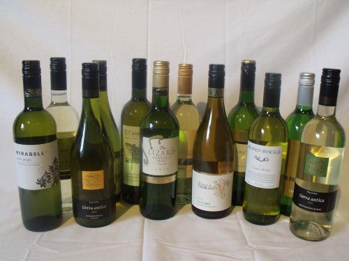 Corks & Cases Full Case White Wine