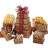 Broadway Basketeers Thinking of You Gift Tower ~ Broadway Basketeers