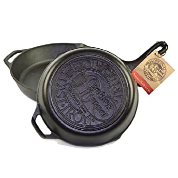 Lodge® 10-1/4'' Cast Iron Skillet