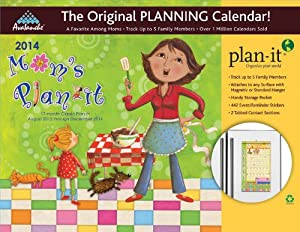 Mom's - 2014 Plan-It Calendar