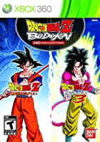Dragon Ball Z Budokai HD Collection - Xbox 360 by Namco