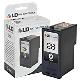 LD ? Remanufactured Replacement for Lexmark 18C1528 (#28) Black Ink Cartridge for Lexmark X2500, X2530, X2550, X5070, X5075, X5320, X5340, X5410, X5495, Z1300, Z1310, Z1320, & Z845 [並行輸入品]