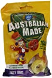 Australian Made Fruit Rings Confectionery (Pack of 6)