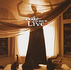 Awake: The Best of Live (Deluxe Version - CD/DVD)