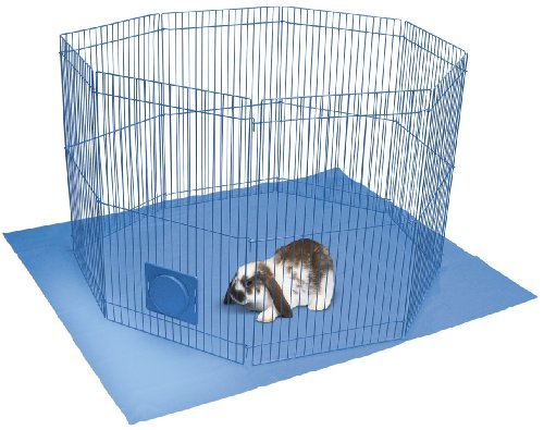 Super Pet Pet-N-Playpen for Rabbit, Guinea Pig and Ferret