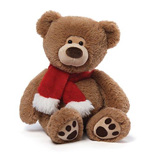 """Gund Tassel Bear Brown 12"""""""