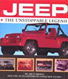 img - for Jeep the Unstoppable Legend book / textbook / text book