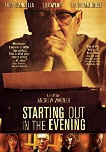 "Cover of ""Starting Out in the Evening"""
