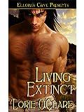 Living Extinct (Werewolves of Malta, Book Two)