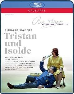 Wagner: Tristan und Isolde [Blu-ray] (Sous-titres français) [Import]