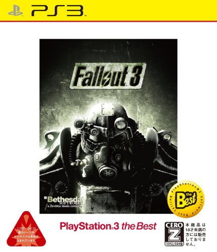 {PS3}Fallout 3 フォールアウト3  PlayStation3 the Best BLJS-50012  20091126