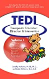 img - for TEDI: Therapeutic Education Direction & Intervention book / textbook / text book
