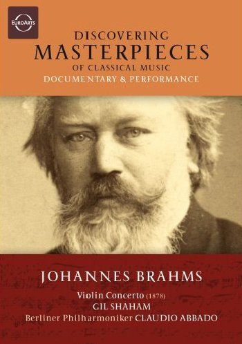 Discovering Masterpieces of Classical Music - Brahms Violin Concerto [DVD] [2002] [NTSC]
