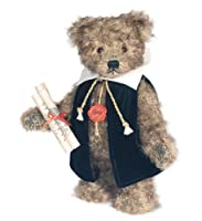 Herman teddy bear Galileo Galilei 31 cm (japan import) from Herman teddy bear
