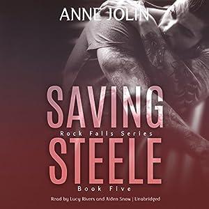 Saving Steele Audiobook
