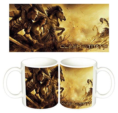 Furia De Titanes Clash Of The Titans A Tazza Mug