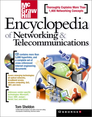 McGraw-Hill Encyclopedia of Networking & Telecommunications