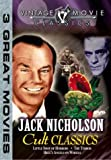 echange, troc Jack Nicholson Cult Classics [Import USA Zone 1]