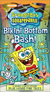 SpongeBob SquarePants -  Bikini Bottom Bash [VHS]