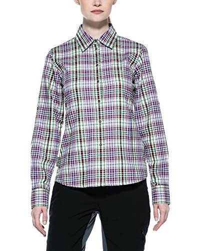 Salewa Camisa Mujer Therma Pl W L/S Srt Multicolor
