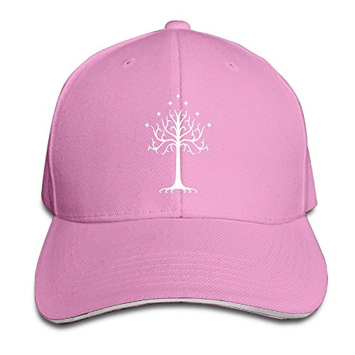 KNKN - Cappellino da baseball rosa Taglia unica