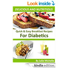 Easy Recipes Diabetic Breakfast Cookbook Healthy Living Cooking Meal: The Best Breakfast Recipes Cookbook for Healthy Diet Collection