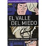 SHERLOCK HOLMES 4 - EL VALLE DEL MIEDO (Comic Usa)