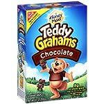 Teddy Grahams Crackers, (Chocolate, 1...