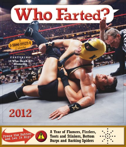 Who Farted? 2012 Calendar
