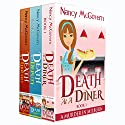 A Murder in Milburn Box Set, Books 1-3: A Culinary Cozy Mystery Box Set with Recipes Audiobook by Nancy McGovern Narrated by Renee Brame