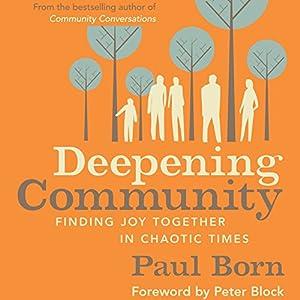 Deepening Community Audiobook