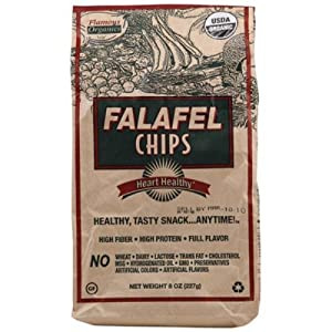 Falafel Dip Chips Chip Falafel Spicy Org 8 Oz Pack Of 12 from Falafel Dip & Chips